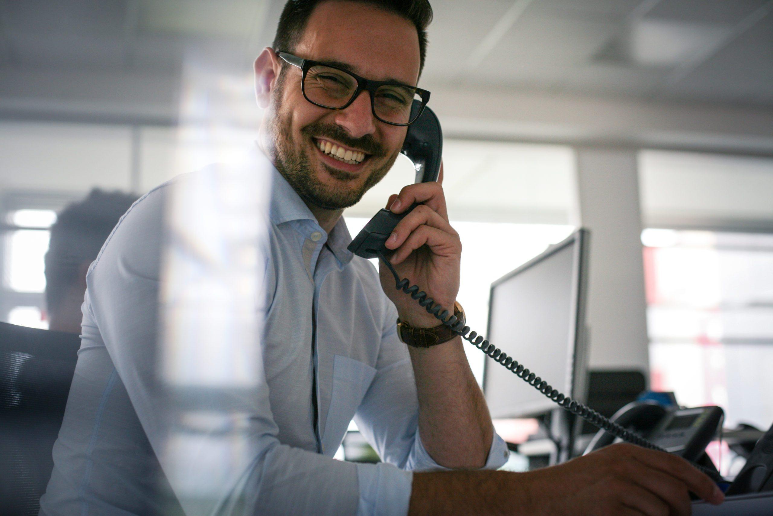 Formation commerciaux : la prospection au téléphone