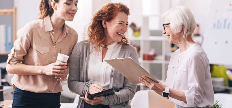 Management intergénérationnel : une coopération gagnante