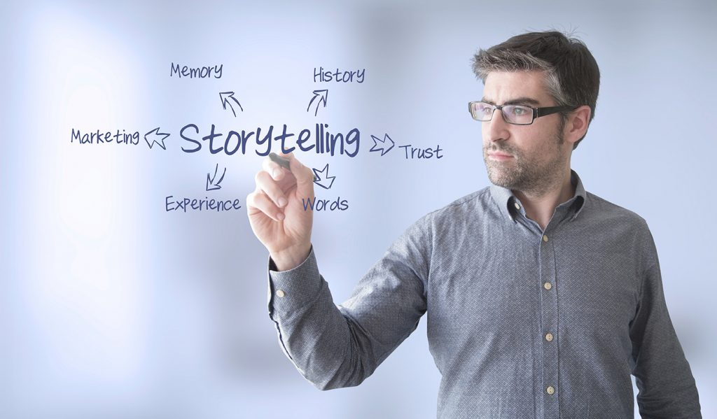 Raconte-moi une histoire !